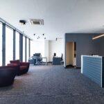 طراحی داخلی دفتر شرکت آرکا