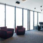 پذیرش در طراحی داخلی دفتر شرکت آرکا