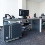 میز مدیریت دفتر شرکت آرکا